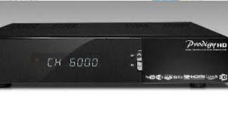 Duosat Prodigy HD atualização e configuração