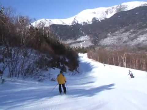 ski wildcat mountain 032509 youtube