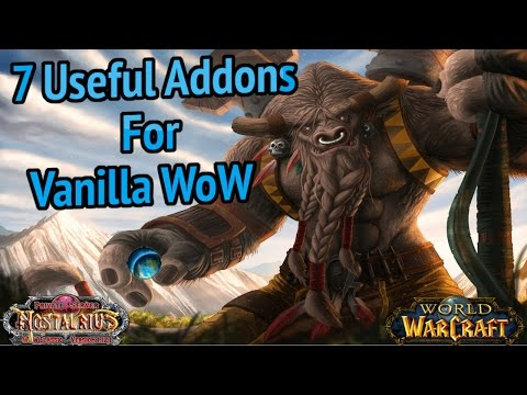 7 Addons for Vanilla WoW 1.12.1 That Will Make Your Life Easy