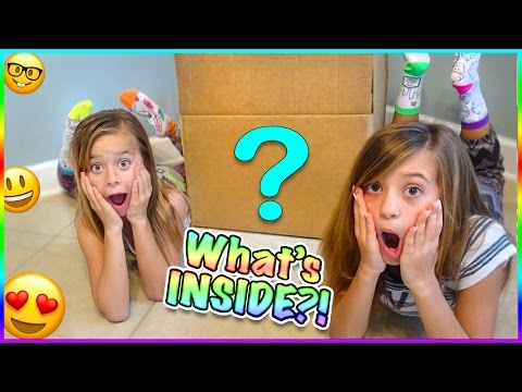😍 WHAT'S IN OUR MYSTERY BOX?!😍 WE GET LittleMissMatched! SMELLYBELLY TV