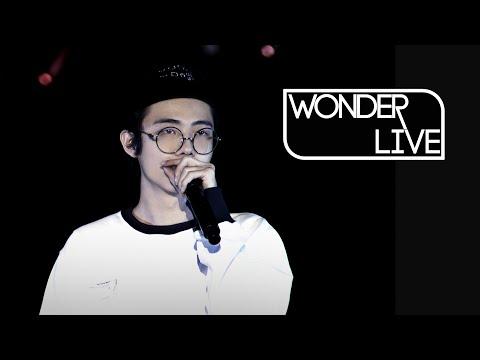 WONDER LIVE: 1theK Hiphop Fest. In Busan_GIRIBOY(기리보이)