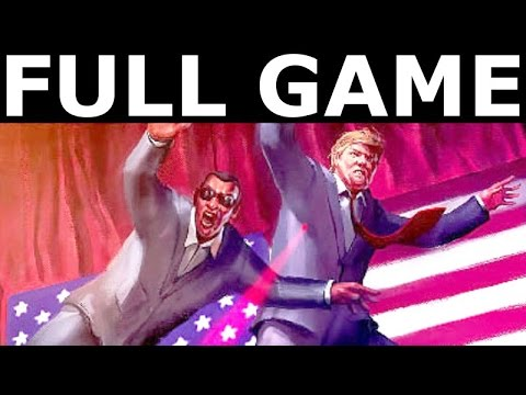 Mr President - Full Game Walkthrough Gameplay & Ending (Mr.P