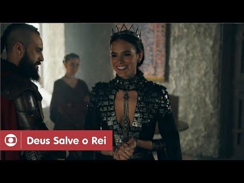Deus Salve O Rei: capítulo 135 da novela, sexta, 15 de junho, na Globo