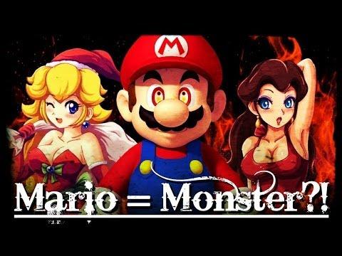 MARIO in Wirklichkeit ein UNGEHEUER?! - Videospielmythen