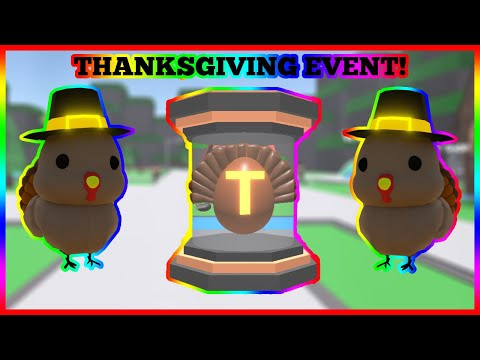[🦃THANKSGIVING🦃]UPDATE IN TAPPING LEGENDS IS HERE! NEW EGG, NEW SHOP + INSANE NEW PETS! | ROBLOX
