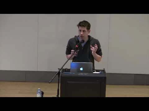 Sam Altman Statup School Video Waterloo Engineering