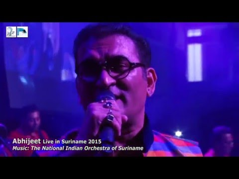 Ra-Ni Entertainment - Abhijeet Bhattacharya live in Suriname -