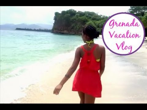 Grenada Vacation Vlog  - Part 1