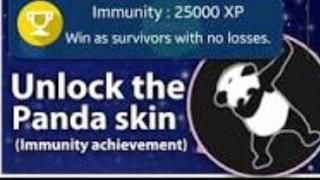 Nebulous-How To Unlock The Panda Dab Skin