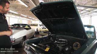 1964 Pontiac GTO for sale with test drive, driving sounds, and walk through video