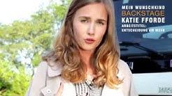 """Annika Schrumpf am Set von """"Katie Fforde: Mein Wunschkind"""""""
