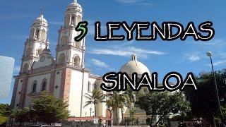 Top 5 Leyendas De Sinaloa