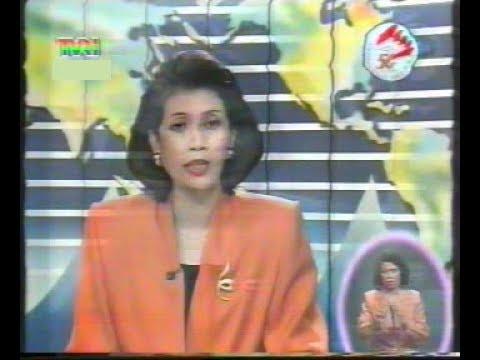Siaran Berita TVRI 18 Mei 1995