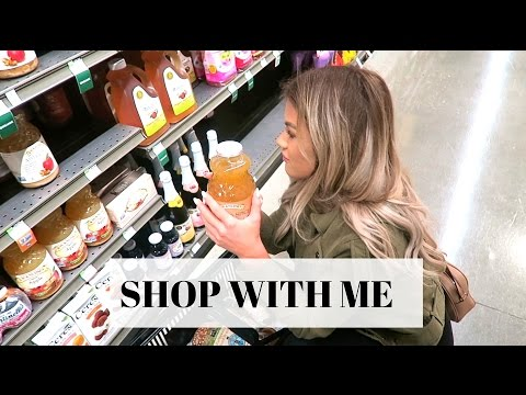 shop at whole foods with me