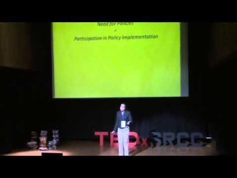 Sustainable Development & Nation Building: Ms.Sagarika Chakraborty at TEDxSRCC