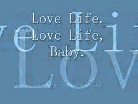 Chris Rene - Love Life, Baby w/LYRICS