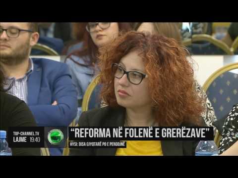 Edicioni Informativ, 16 Maj 2017, Ora 19:30 - Top Channel Albania - News - Lajme