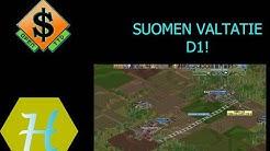 SUOMEN VALTATIE D1! / OpenTTD #5