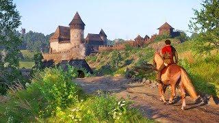Kingdom Come Deliverance - самое реалистичное RPG про средневековье! НА УЛЬТРАХ. Часть 2.