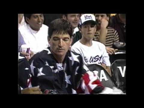 Dream Team III | First Introduction | 1996 Atlanta Olympics Team USA Basketball