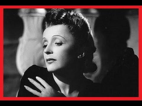 Edith Piaf - Tu es partout (1941)