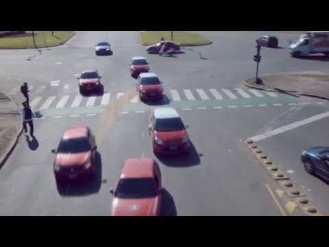 Autonomous Intersection in Action