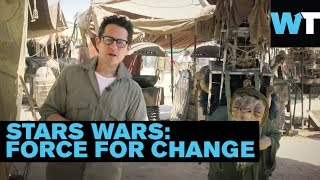 Star Wars: J.J. Abrams Puts Fans in the Movie | What's Trending Now