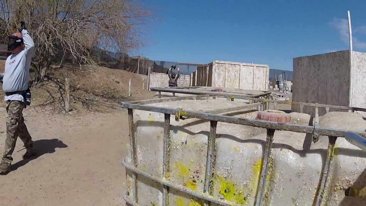 Cowtown paintball