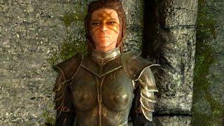 The Elder Scrolls V  Skyrim Special Edition:Fjola Boss Fight