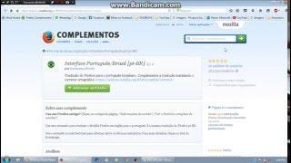 Como deixar o Mozilla Firefox em português