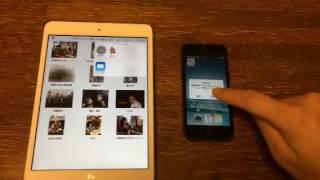 絵や写真をタップして音声で伝えるアプリ「指伝話メモリ」で作成した絵...
