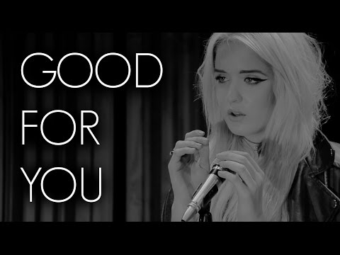Good For You  -  Selena Gomez  -  COVER BY MACY KATE