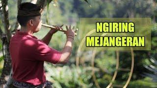 Jangi Janger - Lagu Bali Klasik ( Suling Bali Cover ) by Juni Ardika   NGIRING MEJANGERAN