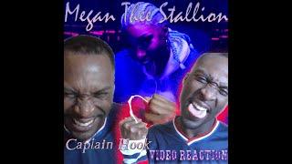 "Megan Thee STALLION ""CAPTAIN HOOK"" |OFFICIAL VIDEO REACTION|"