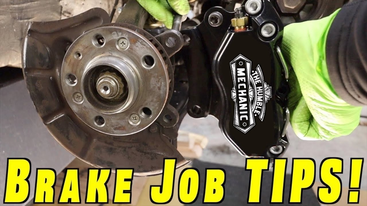 10 Brake Job Tips when Replacing Brake Pads and Rotors
