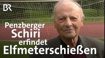 50 Jahre Elfmeterschießen - ein Penzberger Schiri revolutioniert den Fußball | Schwaben & Altbayern