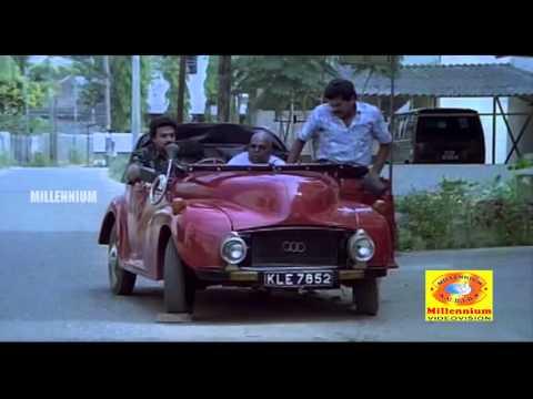 Malayalam Movie Comedy Scene   Mookilla Rajyathu   ഓടിക്കോ ...വീട് മാറിപോയി ...
