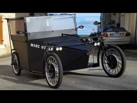 Homemade Solar Electric Car 4000W The Ultimate Free Energy ! DIY Project (part 4/4)