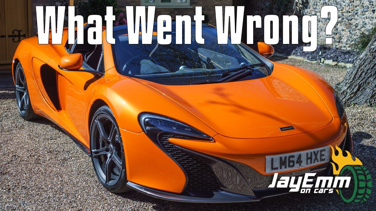 Here S Why A Mclaren Loses 50 000 A Year How They Are Failing