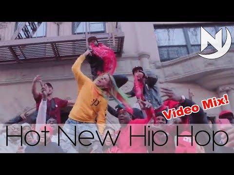 Hot New Hip Hop & Rap Trap Black RnB  Urban Mix March 2018 | Best New RnB Club Dance Music #45🔥
