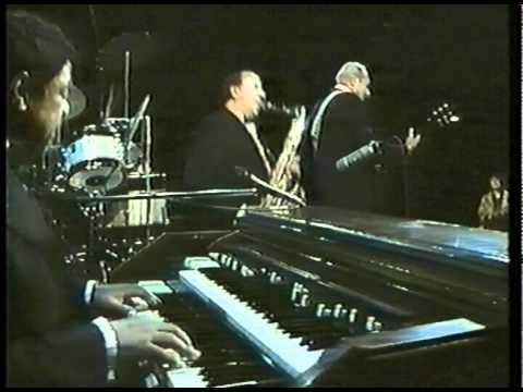Wild Bill Davis / Jimmy Tyler with 1986 N.Y.C. footage