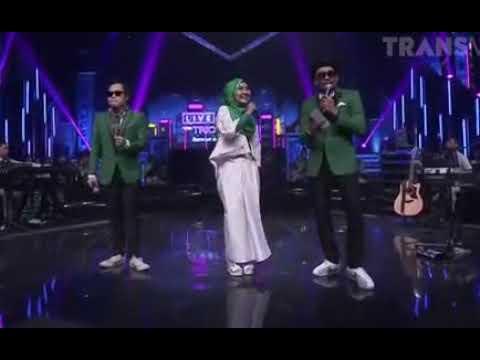 Viral!Duet Terbarunya Fatin Feat Glend Fredly - Rumor