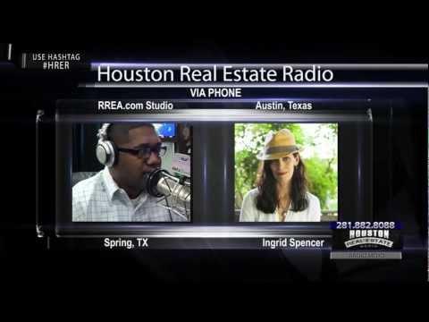 Modern Home Tours - Houston Real Estate Radio on The 9-5-0 - Part 1 of 2
