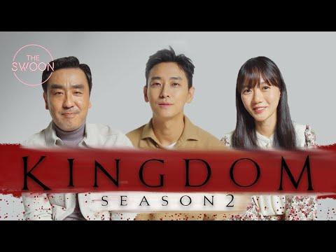 Cast Of Kingdom Announces Season 2 [ENG SUB]