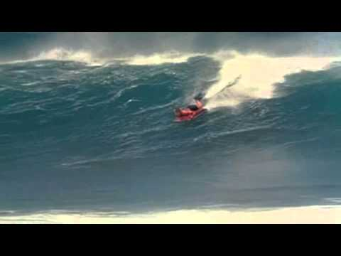 George Greenough On Maui In 1967 in SloMo