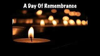 2020-08-09 | A Day of Remembrance