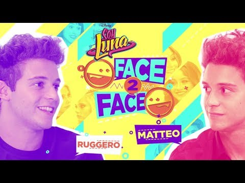 Ruggero & Matteo Face to Face | Soy Luna