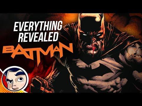 Batman Finally Broken... Flashpoint Batman & Bane... TRUTH REVEALED!   Comicstorian