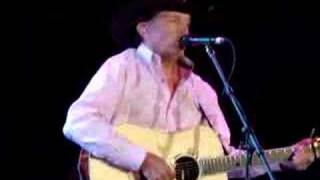 George Strait Give It Away Stagecoach