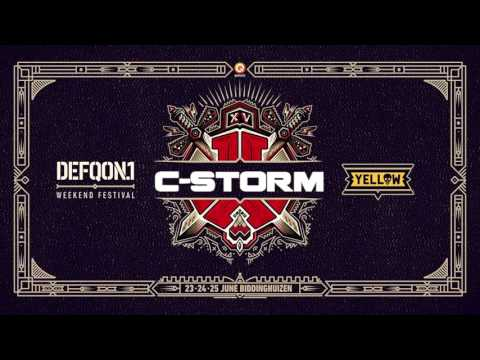 Defqon.1 2017 - Yellow Stage Mix (Extreme Hardcore)